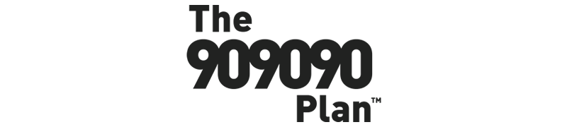 The 909090 plan